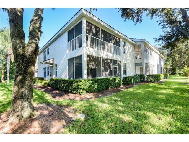 3715 Fieldstone Blvd 6-104, Naples, FL 34109 (MLS #217052982) :: The New Home Spot, Inc.
