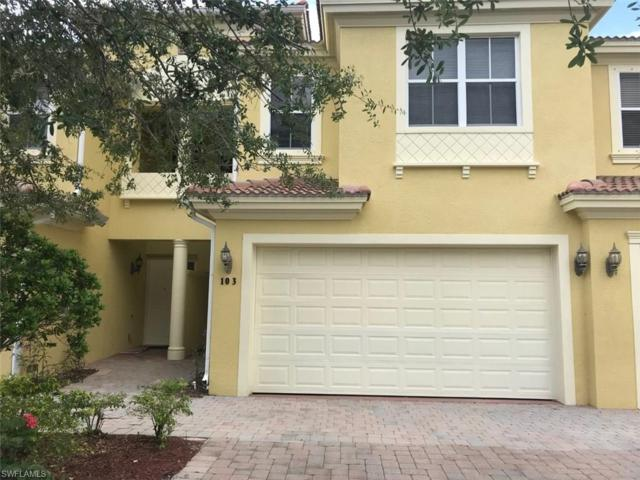 1360 Mariposa Cir #103, Naples, FL 34105 (#217062512) :: Equity Realty