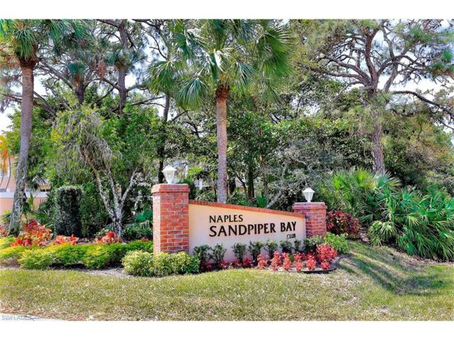3041 Sandpiper Bay Cir H205, Naples, FL 34112 (MLS #217072341) :: The Naples Beach And Homes Team/MVP Realty