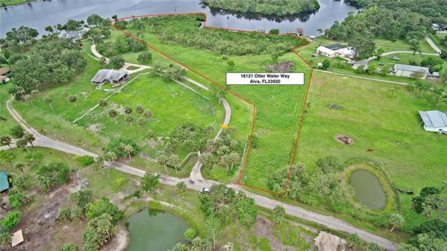 18121 Otter Water Way, Alva, FL 33920 (#218027163) :: Equity Realty