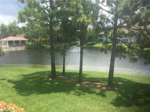 1064 Manor Lake Dr 203B, Naples, FL 34110 (MLS #218047325) :: The New Home Spot, Inc.