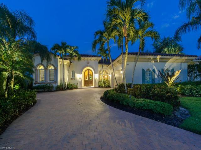 2060 Isla Vista Ln, Naples, FL 34105 (MLS #218051733) :: The New Home Spot, Inc.