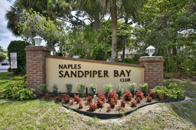 3021 Sandpiper Bay Cir E202, Naples, FL 34112 (MLS #218075613) :: The New Home Spot, Inc.