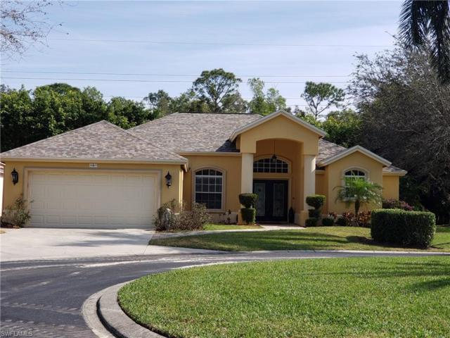 1467 Vintage Ct, Naples, FL 34104 (MLS #219000143) :: The Naples Beach And Homes Team/MVP Realty