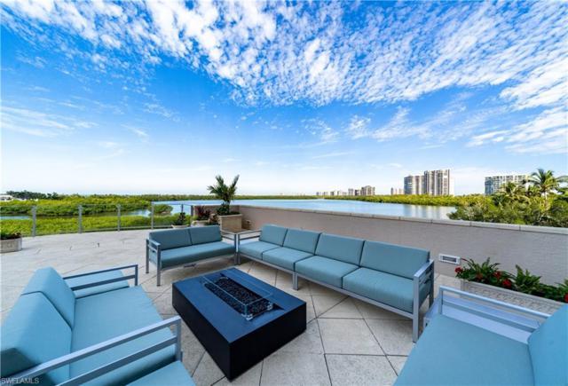 60 Seagate Dr #601, Naples, FL 34103 (MLS #219000405) :: #1 Real Estate Services