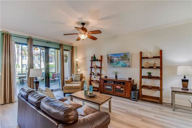 995 Sandpiper St B-102, Naples, FL 34102 (#219031518) :: The Dellatorè Real Estate Group