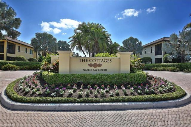 1015 Sandpiper St D-102, Naples, FL 34102 (#219039584) :: The Dellatorè Real Estate Group