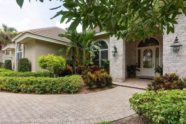 409 Rosemeade Ln, Naples, FL 34105 (#219042057) :: Southwest Florida R.E. Group Inc