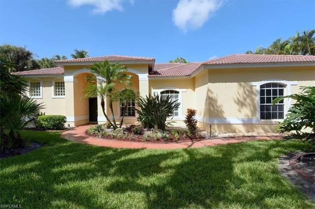 9521 Cedar Creek Dr, Bonita Springs, FL 34135 (#219046958) :: The Dellatorè Real Estate Group