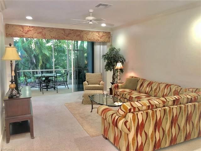 785 Carrick Bend Cir #101, Naples, FL 34110 (MLS #219049608) :: Kris Asquith's Diamond Coastal Group