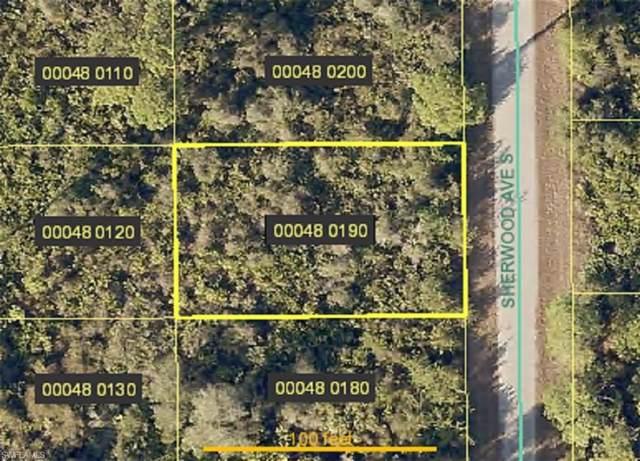 568 Sherwood Ave S, Lehigh Acres, FL 33974 (MLS #219058698) :: Palm Paradise Real Estate