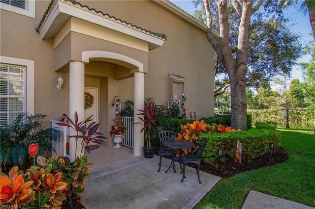 3575 Laurel Greens Ln N #103, Naples, FL 34119 (#219070981) :: The Dellatorè Real Estate Group