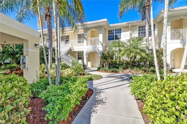 2325 Carrington Ct #202, Naples, FL 34109 (MLS #219075913) :: Clausen Properties, Inc.