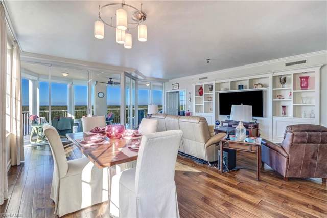 435 Dockside Dr A-601, Naples, FL 34110 (MLS #219076060) :: Kris Asquith's Diamond Coastal Group