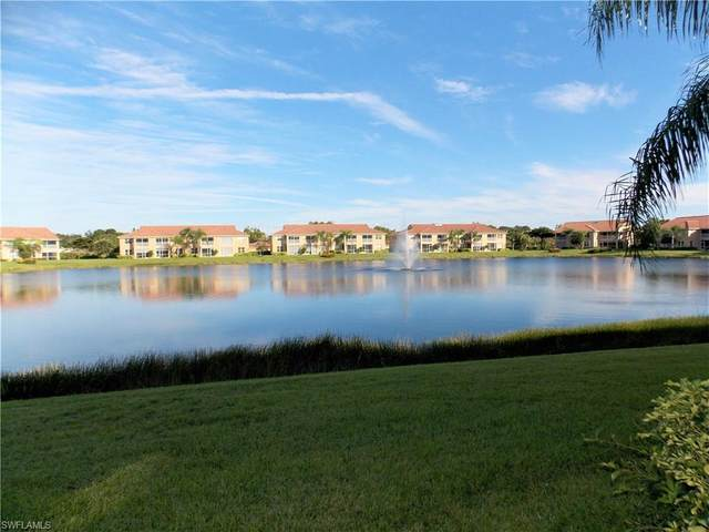 6600 Huntington Lakes Cir #101, Naples, FL 34119 (MLS #219077046) :: Kris Asquith's Diamond Coastal Group
