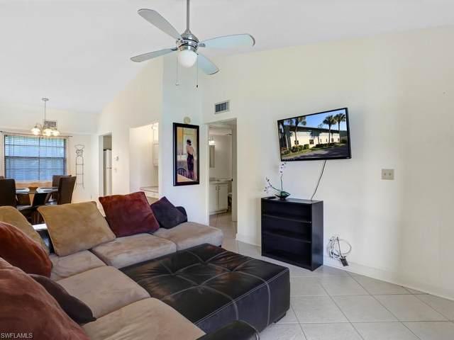 5501 Rattlesnake Hammock Rd #209, Naples, FL 34113 (MLS #219084237) :: Clausen Properties, Inc.