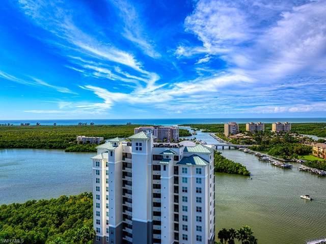 425 Cove Tower Dr #1802, Naples, FL 34110 (MLS #220004601) :: Clausen Properties, Inc.