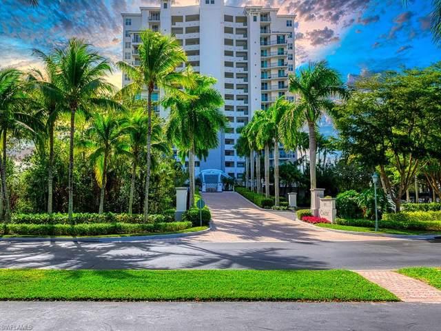 425 Cove Tower Dr #502, Naples, FL 34110 (MLS #220004979) :: Clausen Properties, Inc.