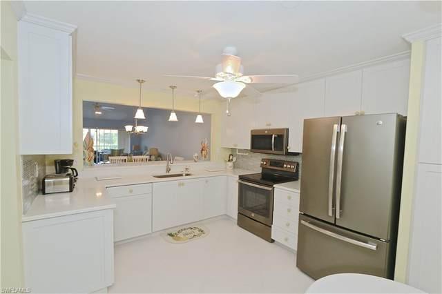 5857 Cobblestone Ln G203, Naples, FL 34112 (#220005436) :: The Dellatorè Real Estate Group