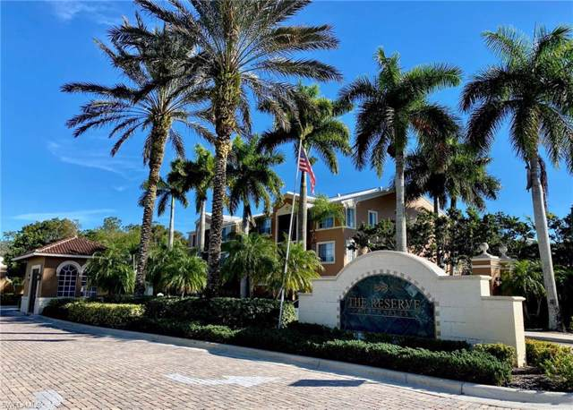 1220 Reserve Way #302, Naples, FL 34105 (#220006965) :: The Dellatorè Real Estate Group