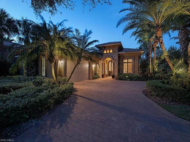 15710 Villoresi Way, Naples, FL 34110 (MLS #220010190) :: Kris Asquith's Diamond Coastal Group