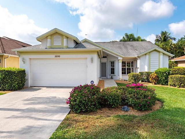 5090 Coldstream Ln, Naples, FL 34104 (MLS #220012454) :: #1 Real Estate Services