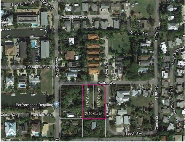 1770 Carlton Ave, Naples, FL 34112 (#220014422) :: Southwest Florida R.E. Group Inc