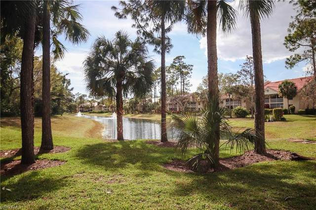 273 Robin Hood Cir #9-102, Naples, FL 34104 (MLS #220015100) :: #1 Real Estate Services