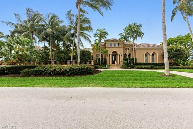 550 21st Ave S, Naples, FL 34102 (MLS #220016097) :: #1 Real Estate Services