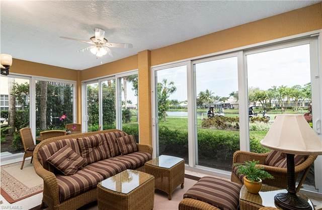 1640 Winding Oaks Way 4-101, Naples, FL 34109 (MLS #220017229) :: #1 Real Estate Services