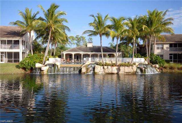 5689 Heron Ln W #407, Naples, FL 34110 (MLS #220019221) :: #1 Real Estate Services