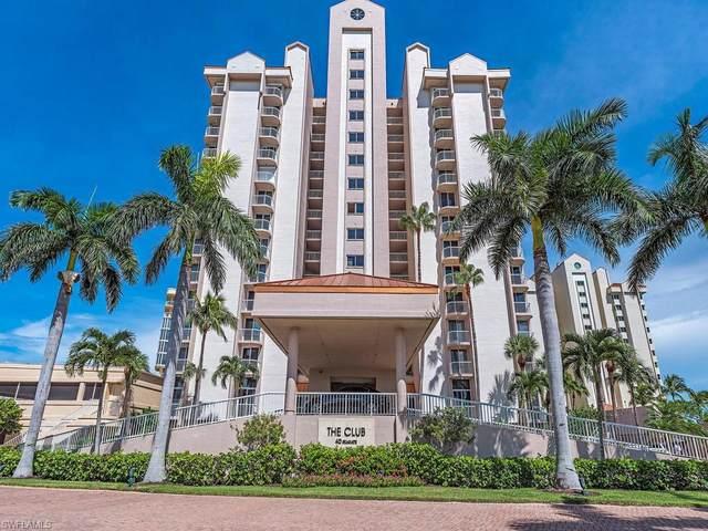 40 Seagate Dr #101, Naples, FL 34103 (MLS #220020923) :: BonitaFLProperties