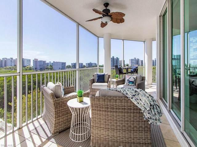 300 Dunes Blvd #407, Naples, FL 34110 (MLS #220024735) :: #1 Real Estate Services
