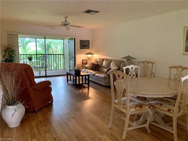 5841 Rattlesnake Hammock Rd I-205, Naples, FL 34113 (#220027378) :: Southwest Florida R.E. Group Inc
