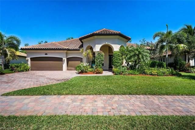 9594 Firenze Cir, Naples, FL 34113 (MLS #220027765) :: #1 Real Estate Services