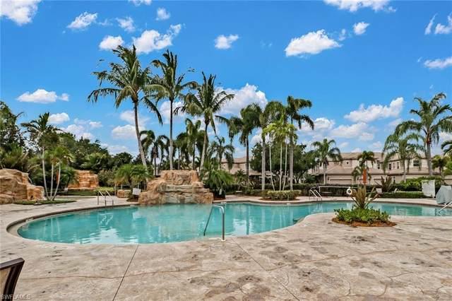 802 Regency Reserve Cir #1001, Naples, FL 34119 (MLS #220028907) :: Team Swanbeck
