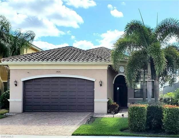 3426 Tigris Ln, Naples, FL 34119 (#220031591) :: The Dellatorè Real Estate Group