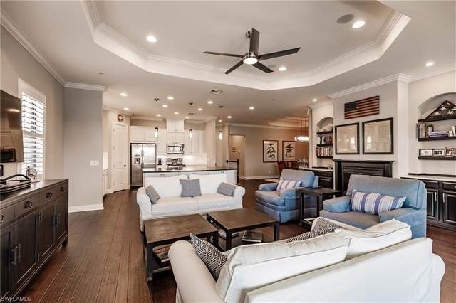 9684 Montelanico Loop #204, Naples, FL 34119 (MLS #220033005) :: Clausen Properties, Inc.