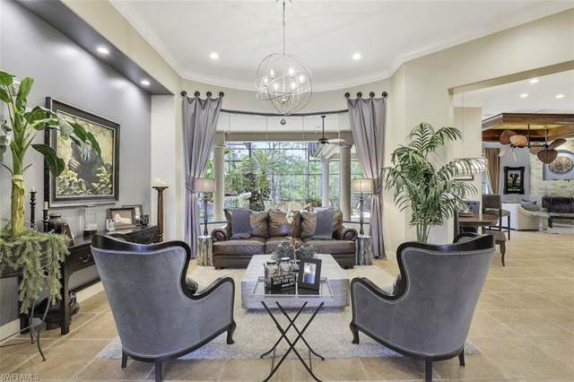 7496 Treeline Dr, Naples, FL 34119 (#220040908) :: The Dellatorè Real Estate Group