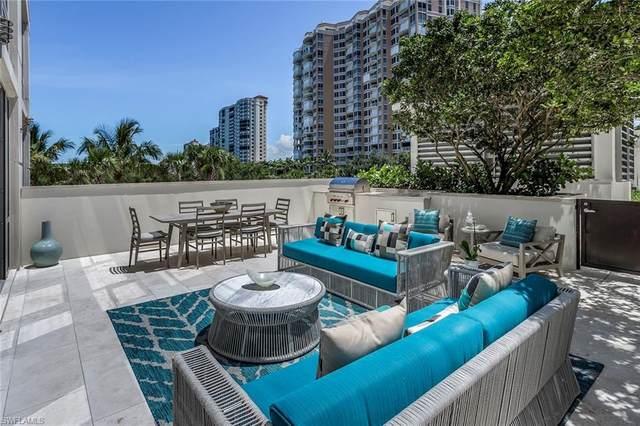 6897 Grenadier Blvd #206, Naples, FL 34108 (MLS #220041295) :: The Naples Beach And Homes Team/MVP Realty