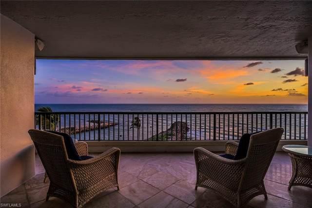 2352 Gulf Shore Blvd N #704, Naples, FL 34103 (MLS #220041810) :: Clausen Properties, Inc.