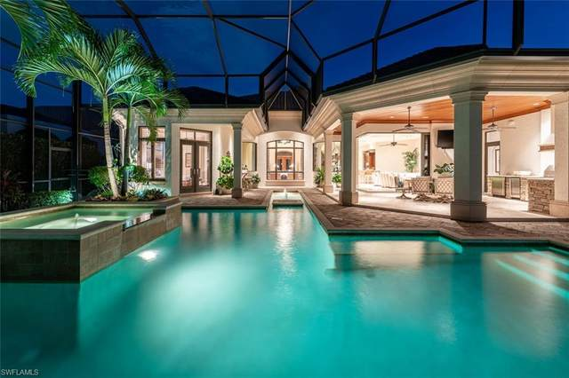 28110 Castellano Way, Naples, FL 34110 (#220045972) :: The Dellatorè Real Estate Group