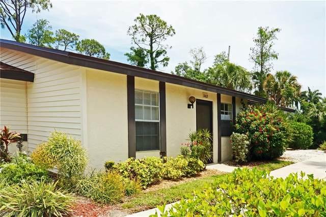 1069 Pine Isle Ln #1069, Naples, FL 34112 (#220050517) :: Jason Schiering, PA