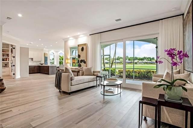 2416 Terra Verde Ln, Naples, FL 34105 (#220052776) :: The Dellatorè Real Estate Group