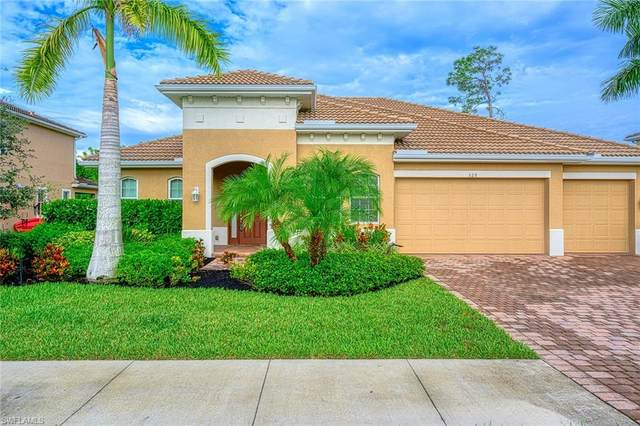329 Turnbury Way, Naples, FL 34110 (MLS #220055793) :: Florida Homestar Team