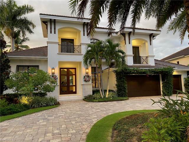 2130 Sheepshead Dr, Naples, FL 34102 (#220055915) :: Equity Realty