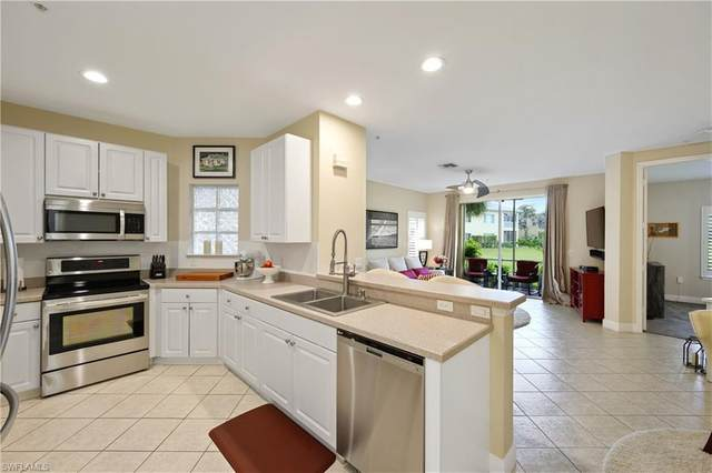 1340 Sweetwater Cv #101, Naples, FL 34110 (MLS #220057317) :: Florida Homestar Team