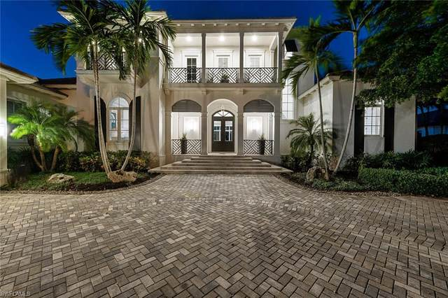 751 Galleon Dr, Naples, FL 34102 (#220065107) :: The Dellatorè Real Estate Group