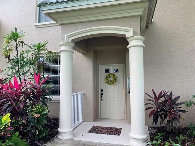 3595 Laurel Greens Ln N #103, Naples, FL 34119 (MLS #220065675) :: Eric Grainger | Engel & Volkers