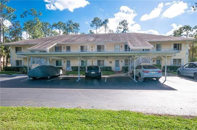 3491 County Barn Rd E201, Naples, FL 34112 (MLS #220065688) :: The Naples Beach And Homes Team/MVP Realty